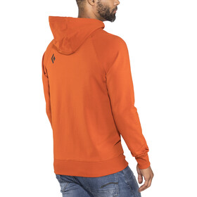 Black Diamond Logo - Veste Homme - orange